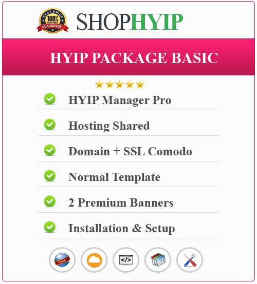 HYIP Package Basic