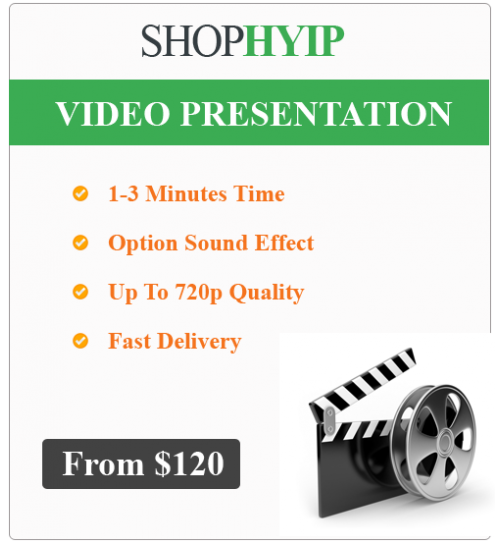 HYIP Video Presentation