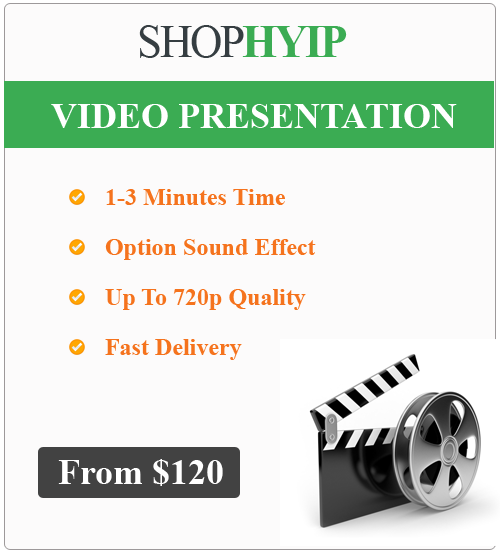 HYIP Business Video Maker