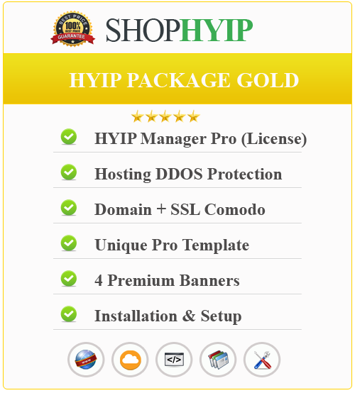 HYIP Investment Package